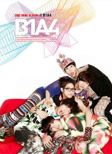 [Album] B1A4   It B1A4
