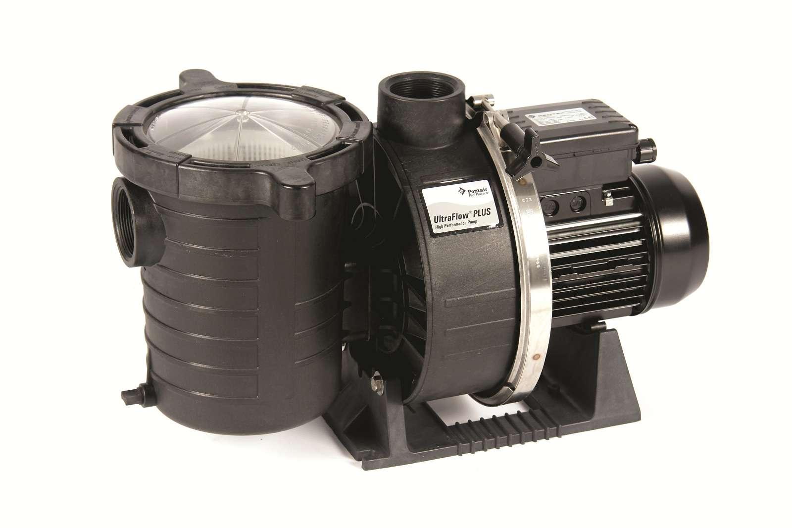 Pompe piscine pentair ultra flow 1hp monophase for Bruit pompe piscine