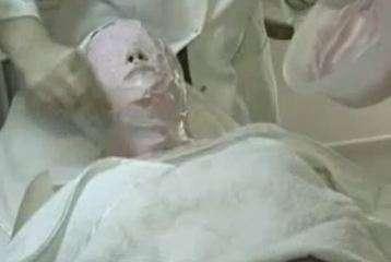 Pembe Maske